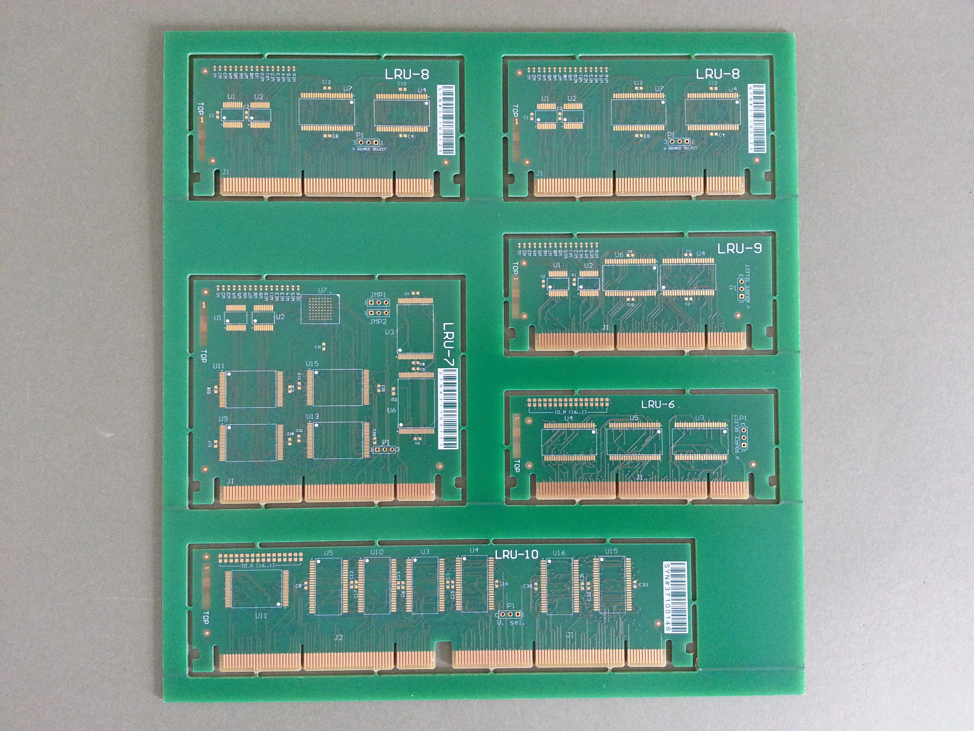 Production Services Synersys Israel Ltd To 16 Layers Pcb Circuit Board Custom Manufacturer Picture Of 12 Layer 6